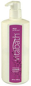 Vitabath Plus for Dry Skin Moisturizing Lotion (20 oz)
