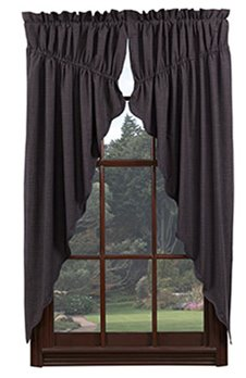 Arlington Prairie Curtains 63 x 36 x 18