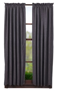 Arlington Scalloped Short Panels 63 x 36