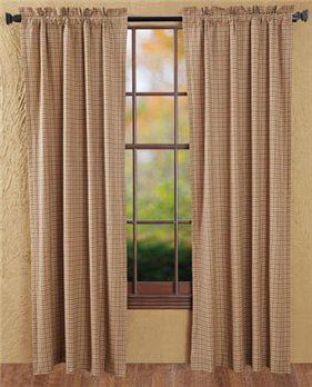 Millsboro Scalloped Short Panels 63 x 36