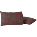 Tartan Red Plaid Pillow Case set of 2