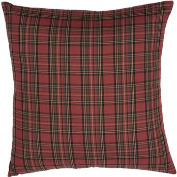 Tartan Red Plaid Pillow