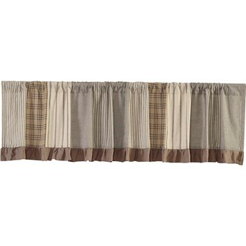 Sawyer Mill Patchwork Valance (16L x 90W)