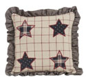 Bingham Star Pillow 10 x 10