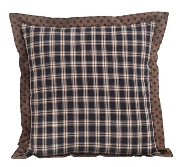 Bingham Star Fabric Pillow 16 x 16