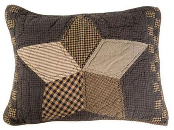 Farmhouse Star King Sham 21 x 37