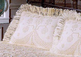 George / Martha Washington King Antique Sham