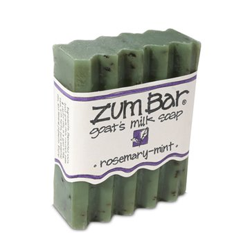 Zum Bar Rosemary-Mint Soap (3 oz.)