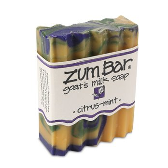 Zum Bar Citrus Mint Soap (3 oz.)