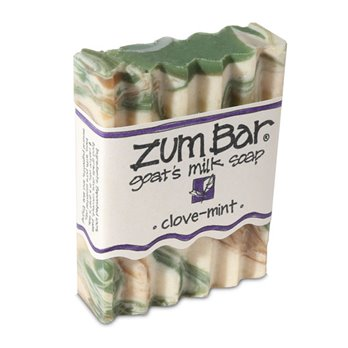 Zum Bar Clove-Mint Soap (3 oz.)