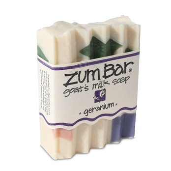 Zum Bar Geranium Soap (3 oz.)