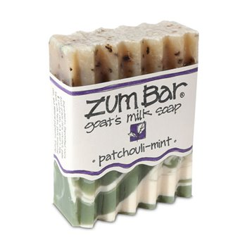Zum Bar Patchouli Mint Soap (3 oz.)