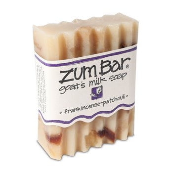 Zum Bar Frankincense-Patchouli Soap (3 oz.)
