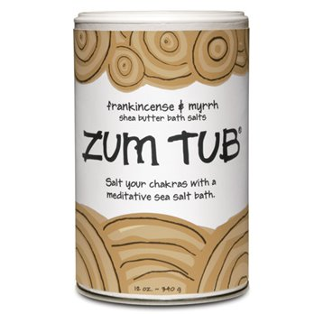 Zum Tub Frankincense and Myrrh Bath Salts
