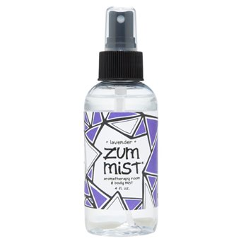 Zum Mist Lavender Aromatherapy Room and Body Spray (4 oz.)