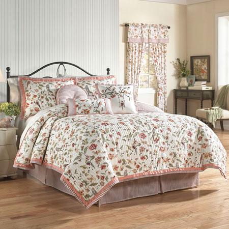 Waverly Emma S Garden Reversible  Piece Daybed Bedding Set