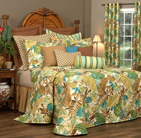 Brunswick Cal King Thomasville Bedspread Pc Fallon