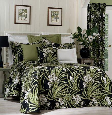jamaican sunset cal king thomasville bedspread pc fallon