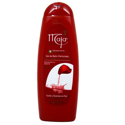 Maja Bath Shower Gel 13 5 Fl Oz 400ml Pc Fallon