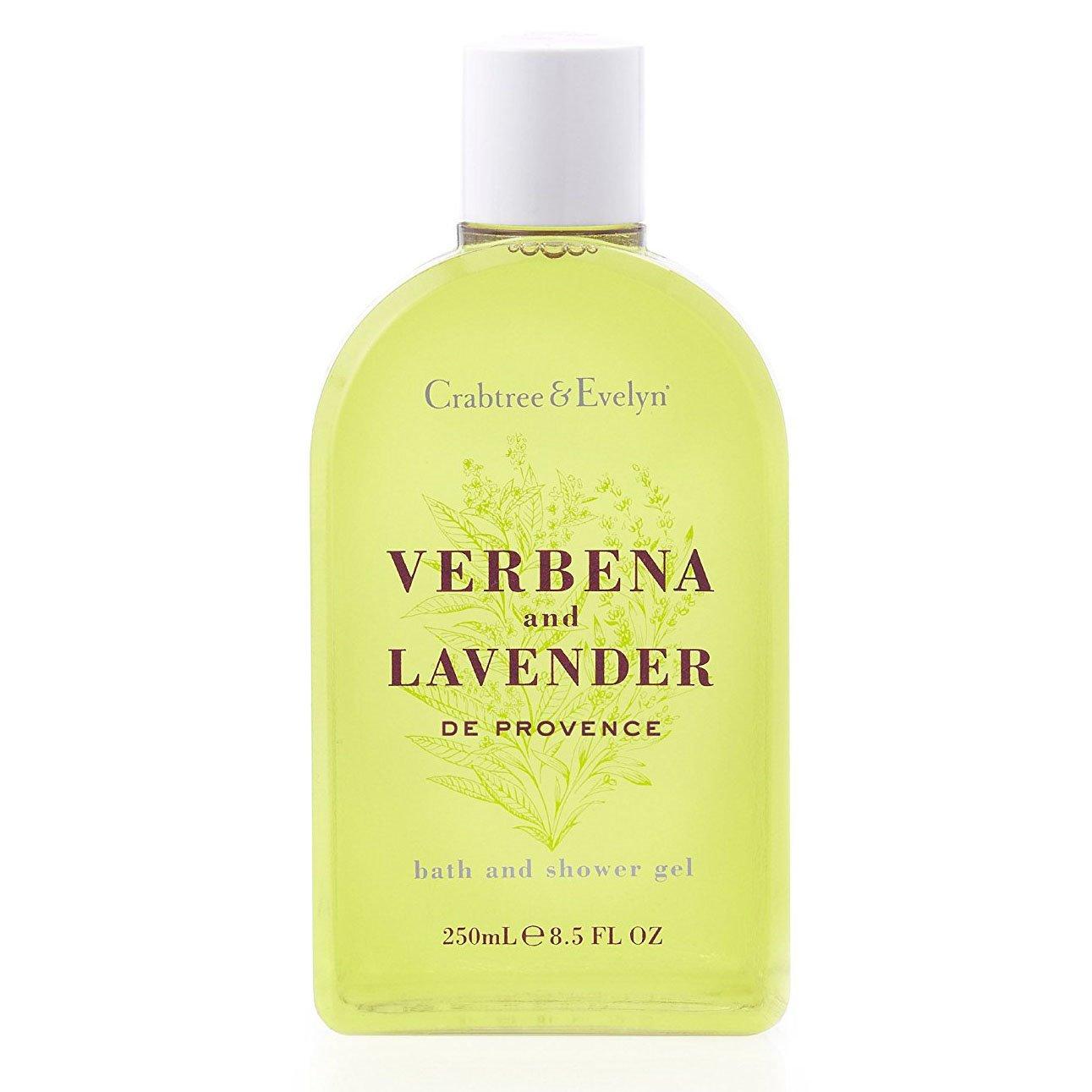 crabtree evelyn verbena and lavender de provence bath shower gel pc fallon. Black Bedroom Furniture Sets. Home Design Ideas