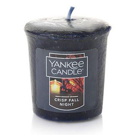 Yankee Candle Crisp Fall Night Votive Pc Fallon