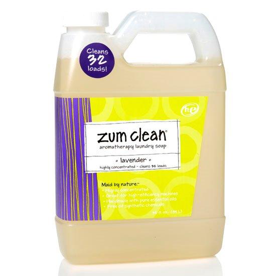 Zum Clean Lavender Laundry Soap 32 Oz Pc Fallon