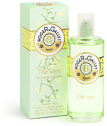 Green Tea Fresh Fragrant Water Spray by Roger & Gallet (6.6 oz.)