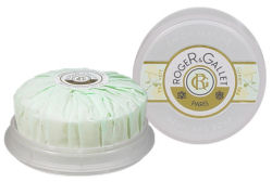 Green Tea Perfumed Soap in Travel Box by Roger & Gallet (3.5 oz.)