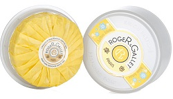 Blue Lotus Perfumed Soap in Travel Box by Roger & Gallet (6.6 oz.)
