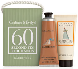 Gardeners Mini 60 Second Fix Kit by Crabtree & Evelyn
