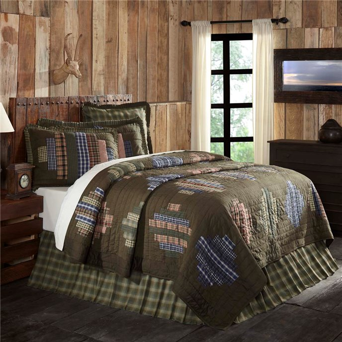 Seneca Luxury King Quilt 105x120