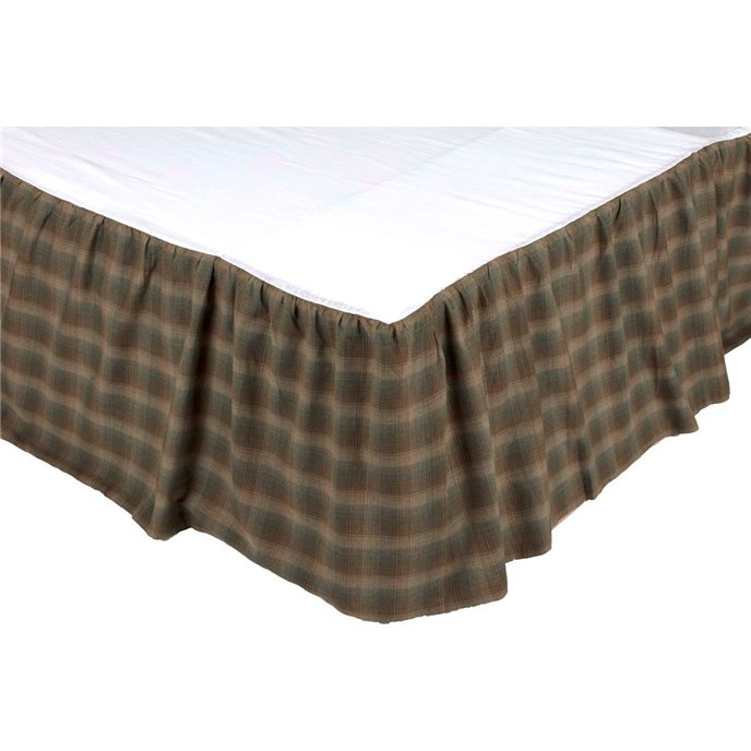 Seneca Twin Bed Skirt 39x76x16