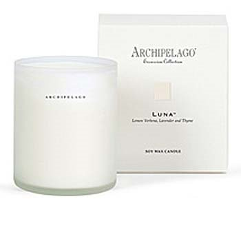 Archipelago Excursion Luna Soy Boxed Candle