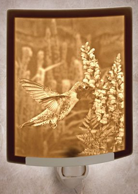 Sweet Nectar Night Light by Porcelain Garden
