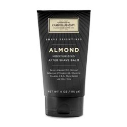 Caswell-Massey Shave Essentials Almond After Shave Balm (4 oz.)