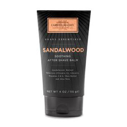 Caswell-Massey Shave Essentials Sandalwood After Shave Balm (4 oz.)