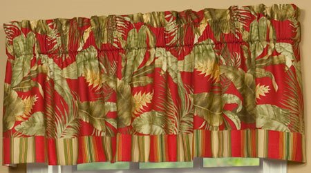 Captiva Tailored Valance