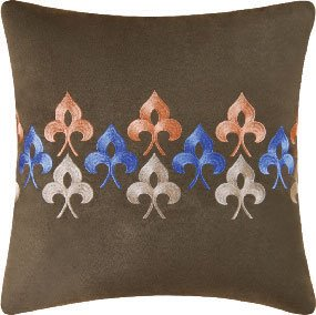 Nadia Embroidered Pillow