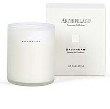 Archipelago Excursion Savannah Soy Boxed Candle