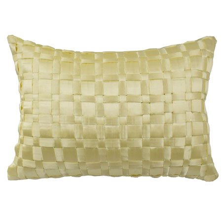 Waverly Floral Engagement Satin Decorative Accessory Pillow