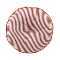 Waverly Retweet 16-inch Round Decorative Accessory Pillow
