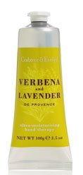 Crabtree & Evelyn Verbena and Lavender de Provence Hand Therapy (3.5 oz., 100g)