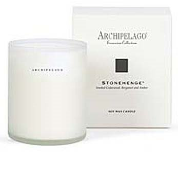 Archipelago Excursion Stonehenge Soy Boxed Candle