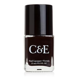 Crabtree & Evelyn Nail Polish Black Cherry