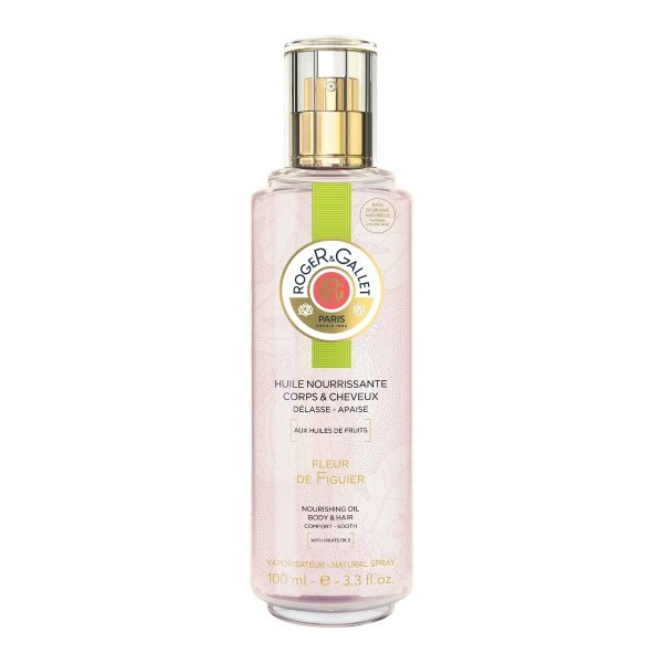 Roger & Gallet Fleur de Figuier Fragrant Water Spray (1 fl oz., 30ml)