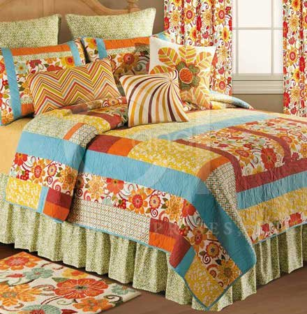 Indi Twin Quilt