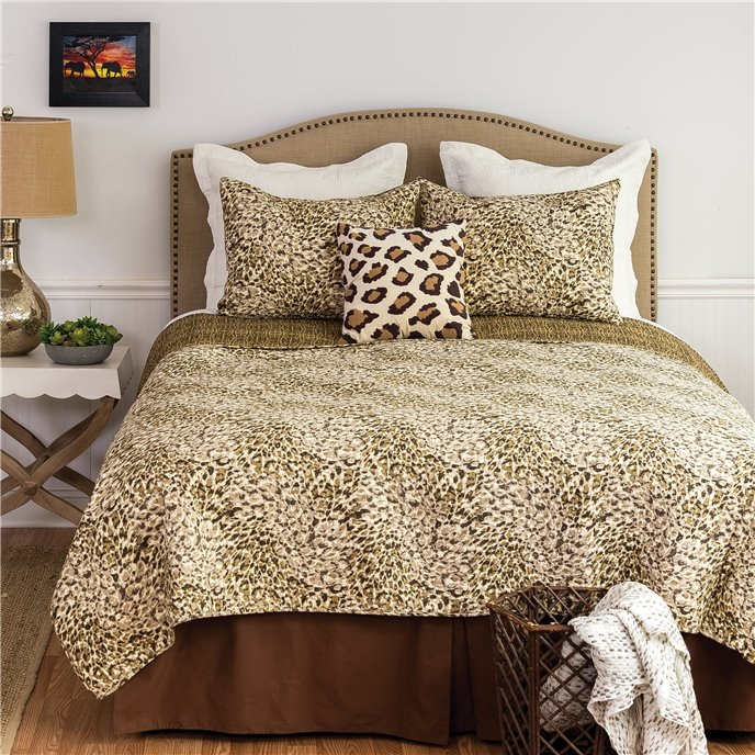 Sabi Sands Twin Quilt