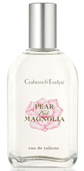 Crabtree & Evelyn Pear and Pink Magnolia Eau de Toilette (3.4 fl oz, 100ml)
