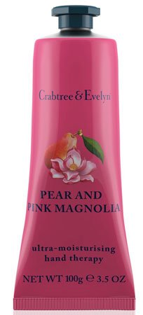 Crabtree & Evelyn Pear and Pink Magnolia Hand Therapy (3.5 oz., 100g)