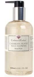 Crabtree & Evelyn Caribbean Island Wild Flowers Hand Wash (10.1 fl oz., 300ml)